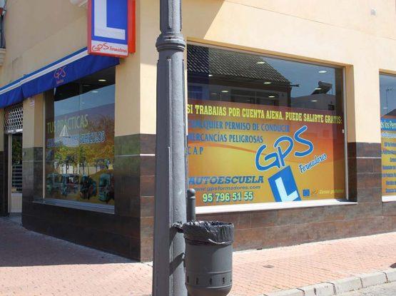 Autoescuela en Palma del Río